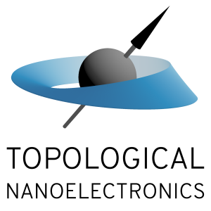 Logo Topological Nanoelectronics